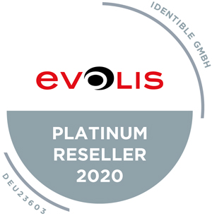 Evolis Red Program Platinum Reseller