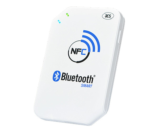Bild 1 - RFID-Reader ACS ACR1255U-J1 Bluetooth®