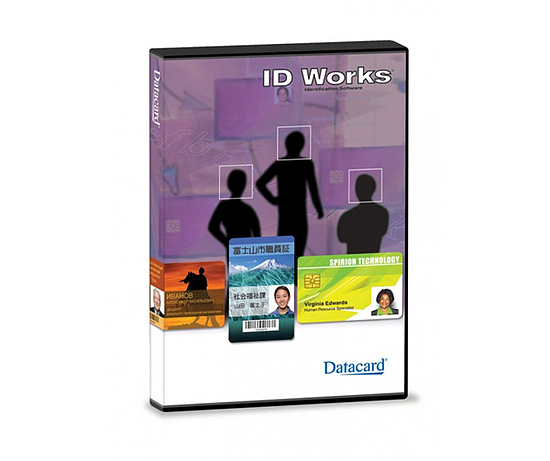 Bild 1 - Datacard ID Works Basic