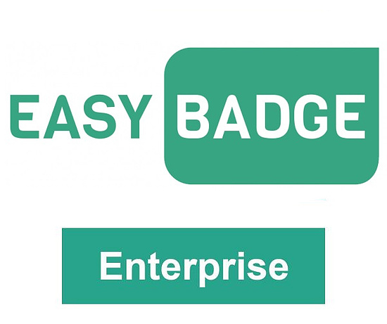 Bild 1 - EasyBadge Enterprise Kartendrucker-Software