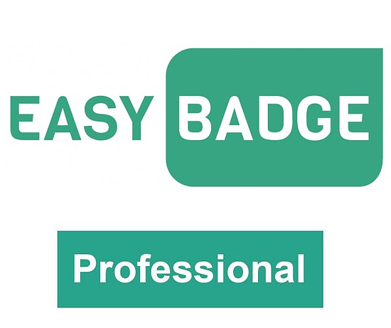 Bild 1 - EasyBadge Professional Kartendrucker-Software