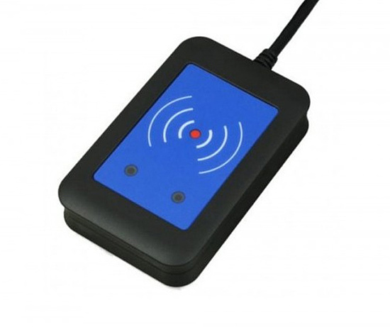 Bild 1 - RFID-Reader Elatec TWN4 MULTITECH 2 BLE - Version P