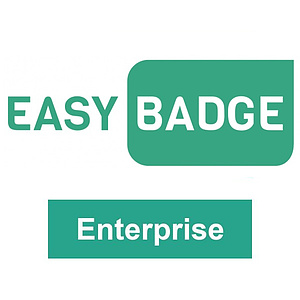 EasyBadge Enterprise Kartendrucker-Software