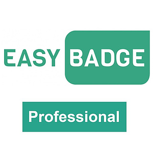 EasyBadge Professional Kartendrucker-Software