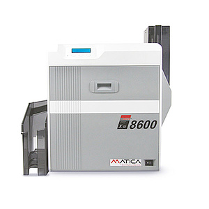 Matica XID8600 Re-Transfer Kartendrucker